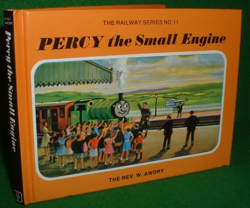 Image for PERCY the SMALL ENGINE The Railway Series no 11