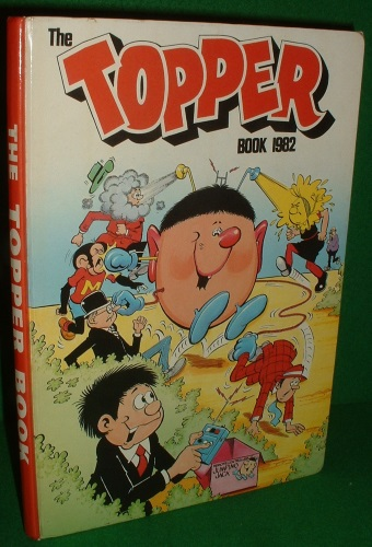 Image for THE TOPPER BOOK 1982 Annual