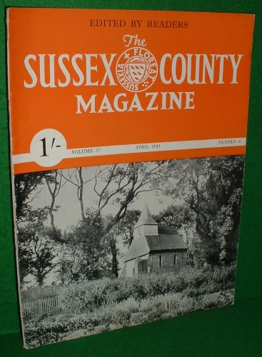 Image for THE SUSSEX COUNTY MAGAZINE 1943