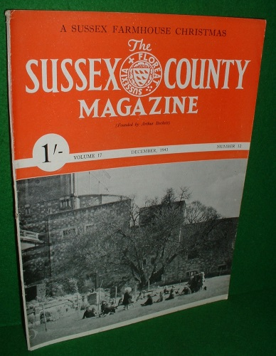 Image for THE SUSSEX COUNTY MAGAZINE VOL17 DEC 1943