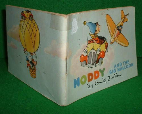 Image for NODDY and the BIG BALLOON , The Noddy Ark kBook no 5