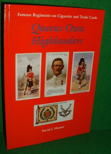 Image for QUEENS OWN HIGHLANDERS Seaforth & Camerons etc Plus ; The Liverpool Scottish etc & The Lovat Scouts FAMOUS REGIMENTS on Cigarette and Trade Cards