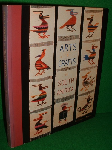 Image for ARTS & CRAFTS of SOUTH AMERICA