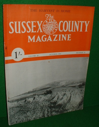 Image for THE SUSSEX COUNTY MAGAZINE VOL20 OCTOBER 1946 No 10