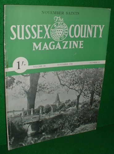 Image for THE SUSSEX COUNTY MAGAZINE 1946