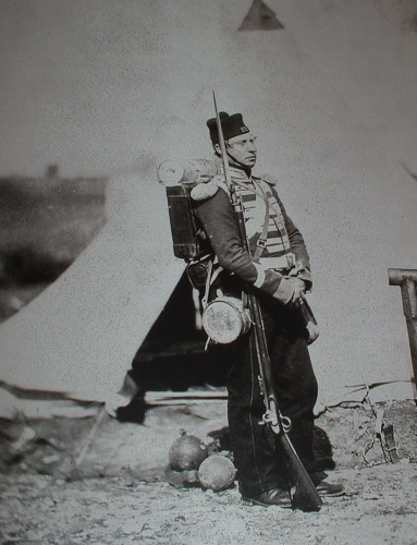 Image for A MOST DESPERATE UNDERTAKING: THE BRITISH ARMY IN THE CRIMEA, 1854-56