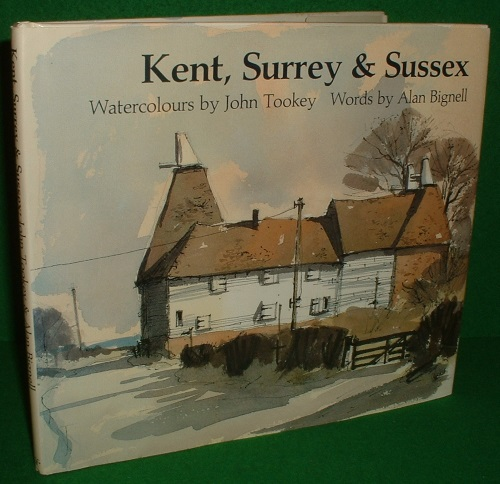 Image for KENT SURREY and SUSSEX WATERCOLOURS by JOHN TOOKEY