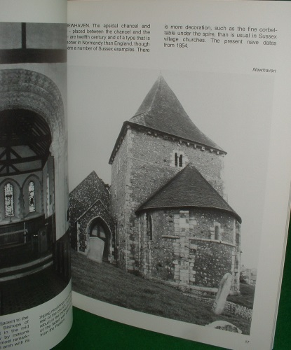 Image for SUSSEX CHURCHES