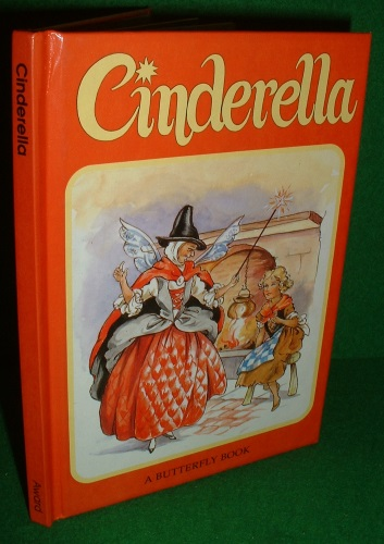 Image for CINDERELLA A Butterfly Book