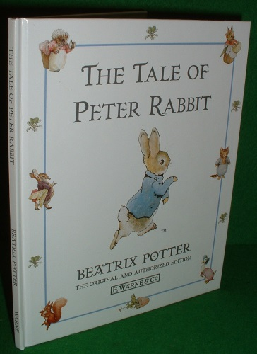 Image for THE TALE OF PETER RABBIT The Original and Authorized Edition