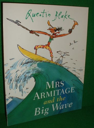 Image for MRS ARMITAGE and the BIG WAVE