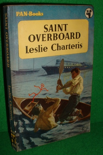 Image for SAINT OVERBOARD