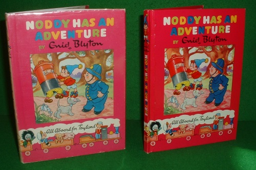 Image for NODDY HAS AN ADVENTURE All Aboard for Toyland no 17