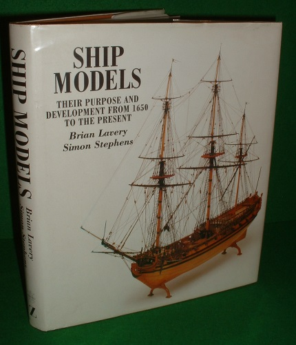 Image for SHIP MODELS Their Purpose and Developement From 1650 to the Present Day