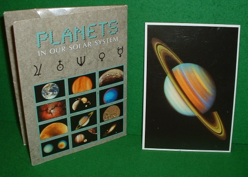 Image for PLANETS POSTCARDS [ Planets in our Solar System ] A Collection of 12 Prints