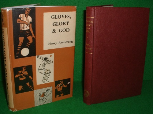 Image for GLOVES , GLORY AND GOD , An Autobiography [ Boxing ]