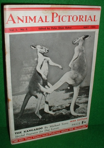 Image for ANIMAL PICTORIAL Vol 3 No 4 , May 1940 War Edition