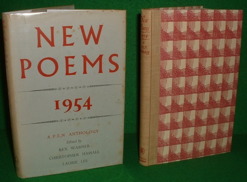 Image for NEW POEMS 1954 A P.E.N. Anthology
