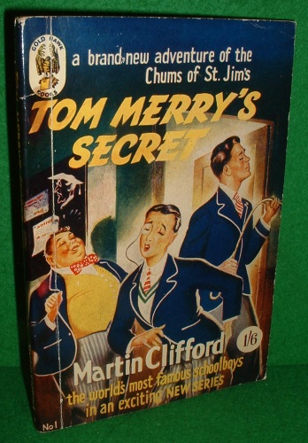 Image for TOM MERRY'S SECRET No 1 in Series