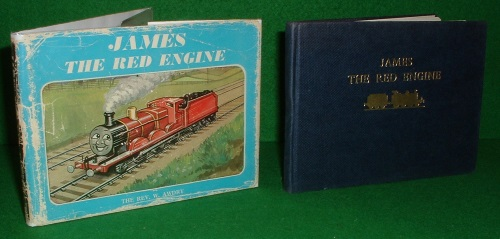 Image for JAMES THE RED ENGINE  RAILWAY SERIES NO 3