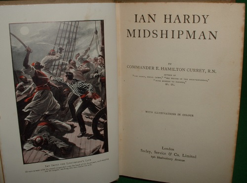Image for IAN HARDY MIDSHIPMAN