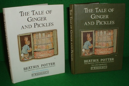 Image for THE TALE OF GINGER and PICKLES The Original and Authorized Edition New Colour Reproductions ,