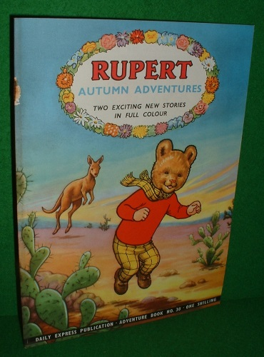 Image for RUPERT ADVENTURE SERIES NO 38 RUPERT AUTUMN ADVENTURES