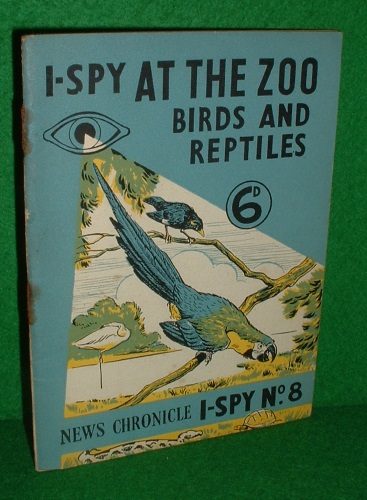 Image for I SPY AT THE ZOO BIRDS AND REPTILES No 8