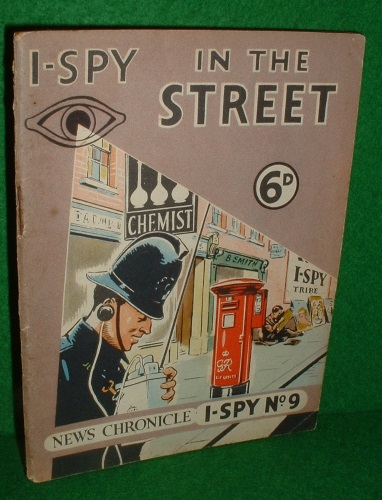 Image for I SPY IN THE STREET News Chronicle I-Spy No 9
