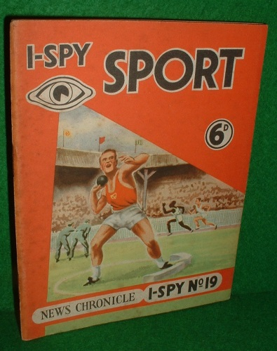 Image for I SPY SPORT News Chronicle I-Spy No 19