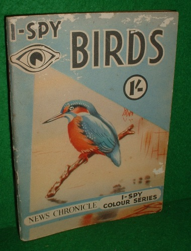Image for I-SPY BIRDS (COLOUR SERIES)