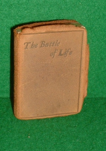 Image for BATTLE OF LIFE  A Love Story [ illustrated Miniature Book] ]
