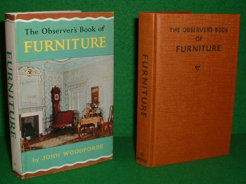 Image for THE OBSERVER'S BOOK OF FURNITURE