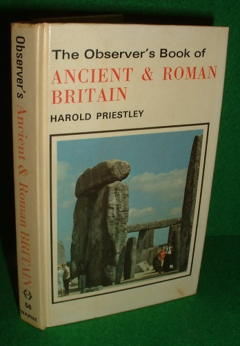 Image for THE OBSERVER'S BOOK OF ANCIENT & ROMAN BRITAIN