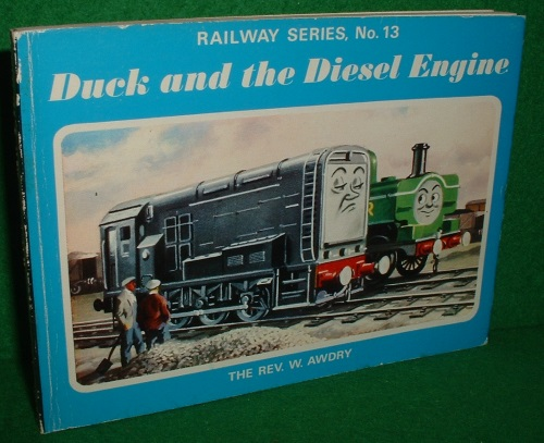 Image for DUCK AND THE DIESEL ENGINE  RAILWAY SERIES No 13