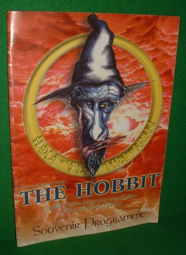 Image for Vanessa Ford Productions Presents THE HOBBIT Souvenir Programme [ Wimbledon 1999 ]