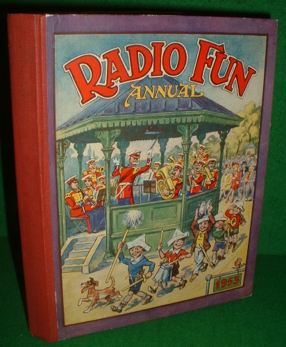 Image for RADIO FUN ANNUAL 1953