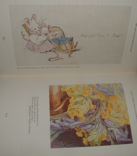 Image for THE ART OF BEATRIX POTTER Revised Edition