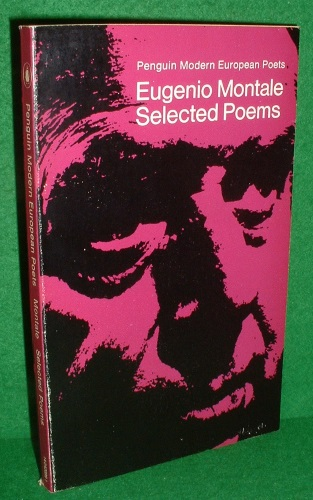 Image for PENGUIN MODERN EUROPEAN  POETS SELECTED POEMS OF EUGENIO MONTALE