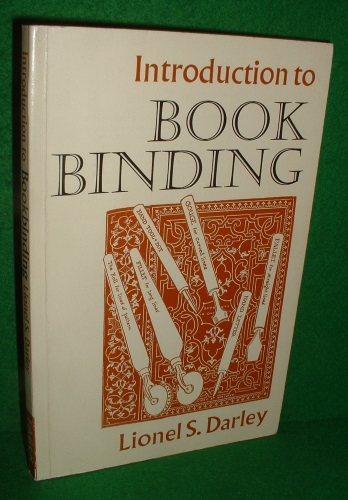 Image for INTRODUCTION to BOOKBINDING