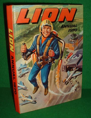 Image for LION ANNUAL 1970