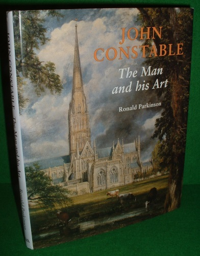 Image for JOHN CONSTABLE THE MAN AND HIS ART