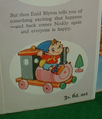 Image for YOU FUNNY LITTLE NODDY no 10 in series