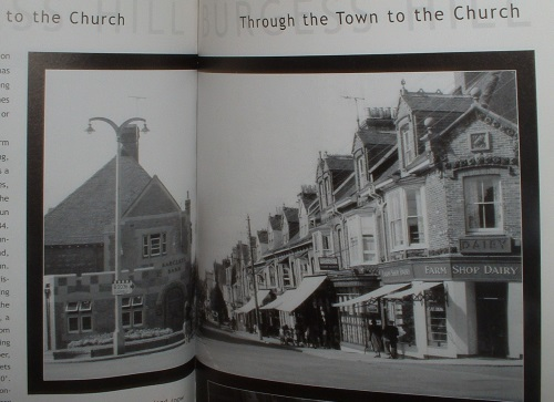 Image for BURGESS HILL Living Memories of Your Town illustrated from the Francis Frith Collection