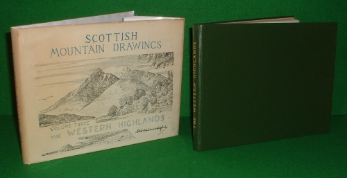 Image for SCOTTISH MOUNTAIN DRAWINGS Volume Three the Western Highlands