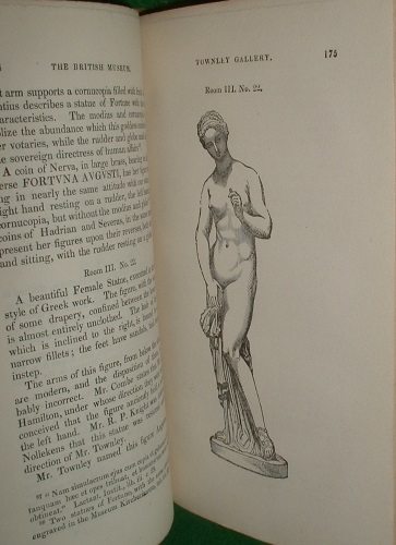 THE TOWNLEY GALLERY OF CLASSIC SCULPTURE, IN THE BRITISH MUSEUM in Two Vols, complete