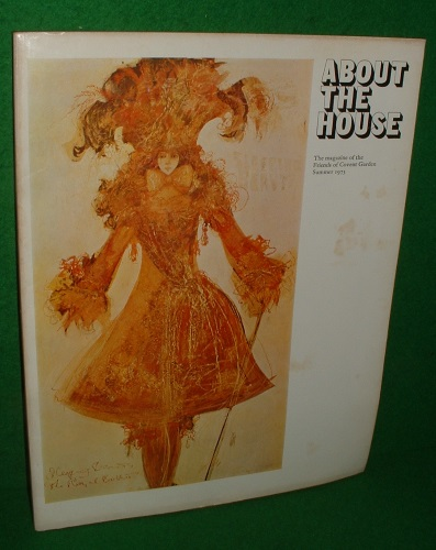 Image for ABOUT THE HOUSE The Magazine of the Friends of Covent Garden