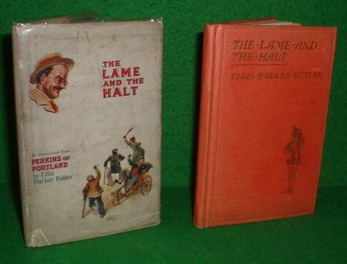 Image for THE LAME AND THE HALT An Adventure from Perkins of Portland