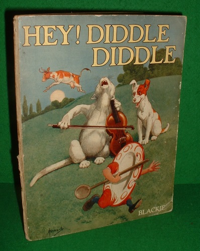 Image for HEY! DIDDLE DIDDLE AND OTHER NURSERY RHYMES