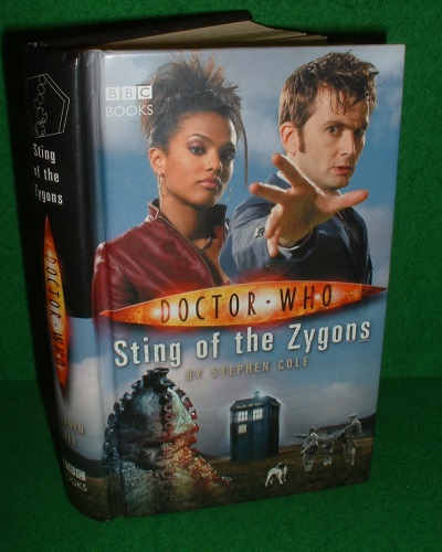 Image for DOCTOR WHO STING of the ZYGONS